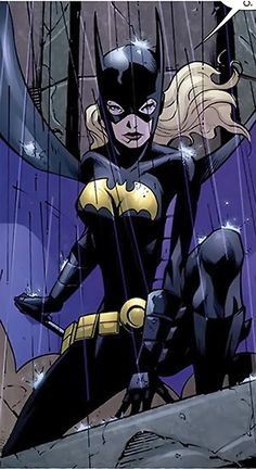Batgirl - DC Comics - Stephanie Brown - Batman Inc