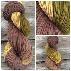 Hand dyed Yarn Fingering yarn Hand Painted by WendysWonders127