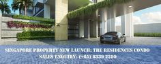Latest Singapore Property Launch Tre Residences