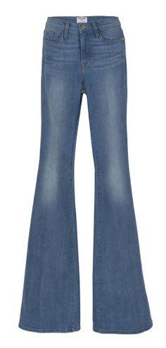 LSJFF899LINDEN by #framedenim #flare #denim #jeans