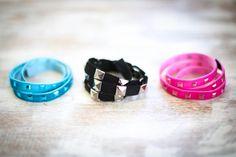 diy bracelet  www.henryhappened.com