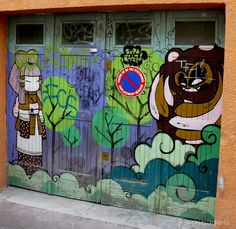 Montpellier wall art bansky graffiti grafic paint street art