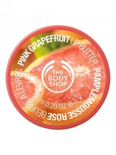 The Body Shop Pink Grapefruit Lip Butter