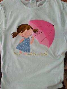 EL TALLER DEL PATCH crea camisetas con mezcla de estilos, aplicación de patchwork + pintura sobre tela. Dos combinaciones geniales con un diseño personalizado.