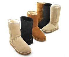 Can't help but love Uggs, even though they aren't the prettiest things ever.. haha!