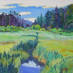 Andrea J. Peters - Oil Painter