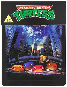 f23253d1515c6 Teenage Mutant Ninja Turtles - The Original Movie  Limited Edition  Steelbook Blu-ray 1990
