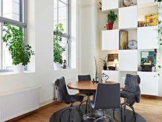 ❁ Home & Garden ❁: Un appartement moderne et lumineux à Göteborg