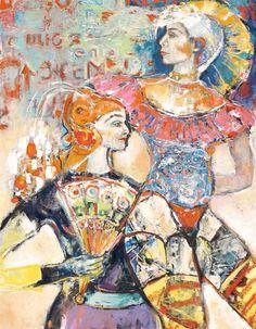 Tanya Wolski Painting, Art, Art Background, Painting Art, Kunst, Paintings, Performing Arts, Painted Canvas, Drawings