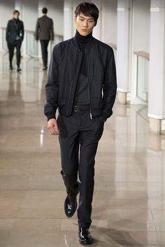 2015's stærkeste tendenser ifølge Paris' modehuse: Nålestriber - Euroman