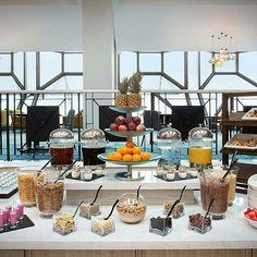 """The best start to your day is a hearty breakfast! We 💜 the breakfast buffet at @jurysinnhotels  #startthedayright #eventprofs #businesstravel #breakfast #travel #hotels"" by @perceptionloves (perceptionloves). • • What do you think about this one? @goldlabl @grayeventshou @greenpleasantevents @greymattermagic,@groshbackdrops @grupoeip @habeshabrides @halainc,@hancharlottex @hannahluffman @harbourandjones @hattieandflora,@hautedokimazo @hbhospitality @heatherzehr87…"