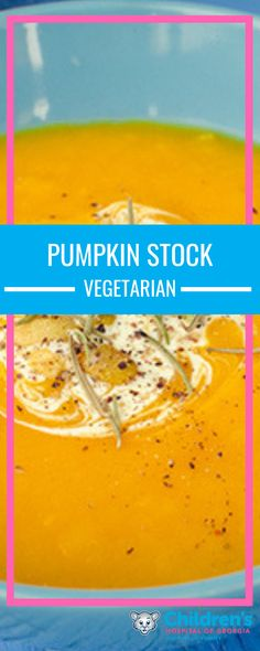 Pumpkins are a fall favorite but did you know they're also a great source of fiber, potassium and vitamin C? While most of us might only think of using pumpkin in our lattes or pies, this hardy fall vegetable can be used to make a great soup base that can last all season.