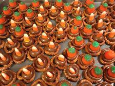 Halloween Treats for my son's school party!