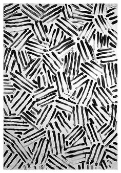 (via Art/Design/Pattern/Print / Finger painting print)