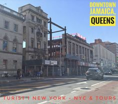 One of my favorite #Queens neighborhoods; #Jamaica. Tearing down history .... Just because. As a tour guide and immigrant but lover of this city it hurts me to see when history and soul is being removed be coming because of lack of money or just the opposite; too much money.  #turistinewyork #nycandtours #seemycity #goexplore #licensedtourguide #touristguide #tourguide #danskguideinewyork #danskerinewyork #nycrejsetips #itsinqueens #downtownjamaica #madeinqueens #jamaicaqueens