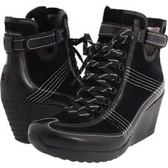 tsubo wedge boot - pair it with luon?!