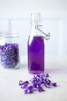 VIOLET SIMPLE SYRUPReally nice recipes. Every hour.Show me what  Mein Blog: Alles rund um die Themen Genuss & Geschmack  Kochen Backen Braten Vorspeisen Hauptgerichte und Desserts # Hashtag