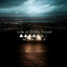 LIFE IS GOD'S NOVEL / Bible In My Language