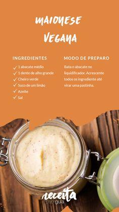 Vegan Foods, Vegan Dishes, Us Foods, Veggie Recipes, Vegetarian Recipes, Healthy Recipes, Vegan Candies, Good Food, Yummy Food
