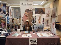 Angry Artist Alley: Why you should NOT get a table vs Why you SHOULD