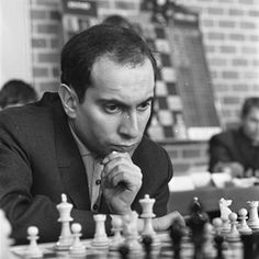 World Chess Champion Mihail Tal