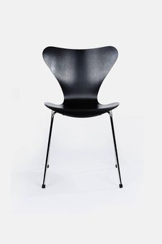 Forever classic... Fritz Hansen, Series 7 Chair - Black Ash...
