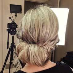 You Are Going To Squeal Over These 34 Stunning Wedding Hairstyles: http://www.modwedding.com/2014/10/23/going-squeal-34-stunning-wedding-hairstyles/ Feature Hairstyle: hairandmakeupbysteph