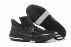 huge selection of 0113e c775c Find Damian Lillard 3 Black All Basketball Shoe For Sale online or in  Nikelebron. Shop Top Brands and the latest styles Damian Lillard 3 Black  All ...