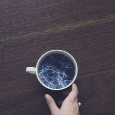 KONING — Surreal coffee cups by Witchoria