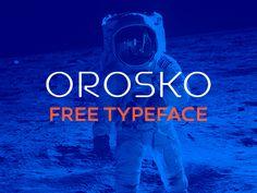 Orosko Typeface Free