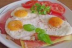 Strammer Max, ein raffiniertes Rezept aus der Kategorie Frühstück. Bewertungen: 41. Durchschnitt: Ø 4,4.