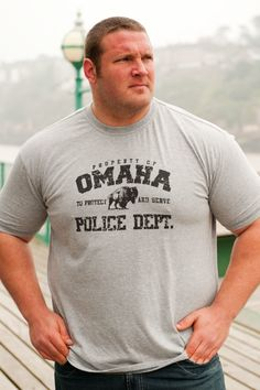 Male Plus Size Model and Strongman Terry Hollands for Big and Tall Order http://www.bigtallorder.co.uk/