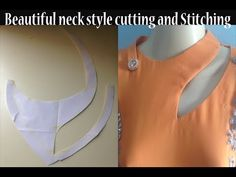 Kurti Back Neck Designs, Churidar Neck Designs, Kurti Sleeves Design, Kurta Neck Design, Neck Designs For Suits, Sleeves Designs For Dresses, Neckline Designs, Dress Neck Designs, Fancy Blouse Designs