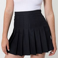 AMERICAN APPAREL BLACK TENNIS SKIRT NWOT SIZE MEDIUM NWOT💖 NEVER WORN American Apparel Skirts