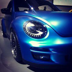 Volkswagen, beetle 2013
