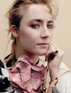 Saoirse Ronan. 2015.