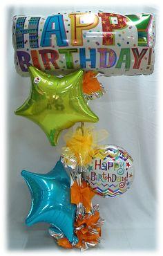 #Los mas #Hermosos #Arreglos de #Globos para #Cumpleaños los encuentras aca!!!