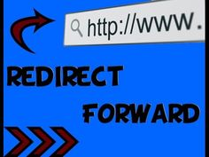 How To Redirect URL Website Domain Name - Forward URL Website Domain Nam...