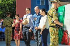 ANZAC Day 2014 Nerang RSL - Gold Coast, QLD