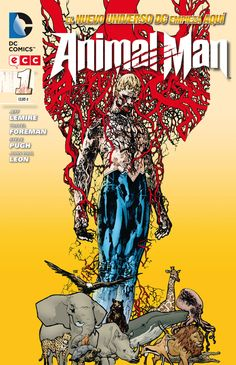 Animal Man núm. 01
