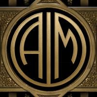 The Great Gatsby Monogram Monogram your initials!  #GreatGatsbyWedding #GlamParty #Vintage  www.nyweddingmaven.com
