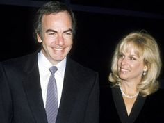 Neil Diamond and Marcia Murphey, married until 1994 Neil Diamond, Diamond Girl, Diamond Picture, Most Expensive, Celebs, Celebrities, Celebrity Couples, Divorce, Image