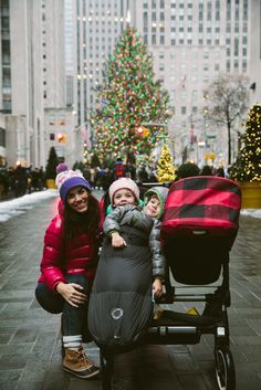 what to do in NYC over the holidays!