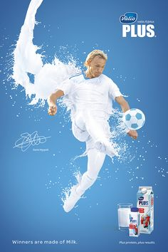 Poster Ads, Movie Posters, Powdered Milk, Advertising Campaign, Print Ads, Concept, Yogurt, Painting, Group