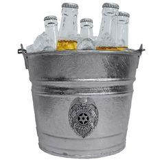 Police Ice Bucket