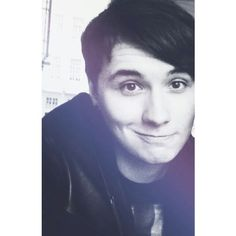 Dan Howell ❤ liked on Polyvore featuring youtube and dan howell