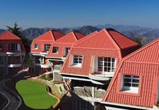 Marigold Holiday Cottages is a Resort in Shimla ( Naldehra – Mashobra ) with Swiss Cottages & American Studio Apartments . These Holiday Cottages with Kitchen Facilities, unlike hotels and resorts in Shimla & deluxe Shimla hotels India, presents a Luxurious Shimla Holiday & Complete Holiday Accommodation.