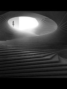 Pin By Luke Milton On Stairs Arquitectura Fotografia Luz Art Et Architecture, Amazing Architecture, Architecture Details, Geometry Architecture, Fashion Architecture, Architecture Diagrams, Chinese Architecture, Stairway To Heaven, Staircase Design