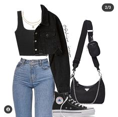Baddie Outfits Casual, Kpop Fashion Outfits, Tomboy Fashion, Swag Outfits, Retro Outfits, Cute Casual Outfits, Look Fashion, Streetwear Fashion, New Outfits