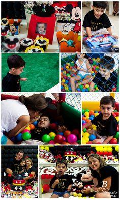 Festa de 2 aninhos desse mocinho lindo que adora o Mickey Mouse  ºoº. Por Siluana Perez © 2013 Bokeh Fotografia.